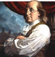 успех, Бенджамин Франклин