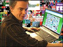 успех, успешен, невероятно, идея, бизнес, модел, милион, долара, страница, интернет, вълнуващ, история