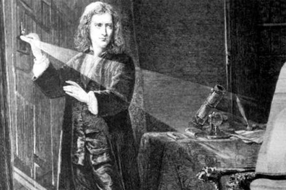 Сър Исак Нютон – факторът в научната революция